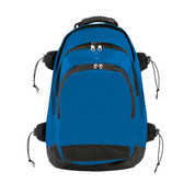 Deluxe Athletes All Purpose Backpack - Royal Blue