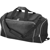 Black Polyester Waterproof Sports Personal Equipment Bag