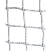 Official Size Lacrosse Net with 3.0 mm Square Net Mesh