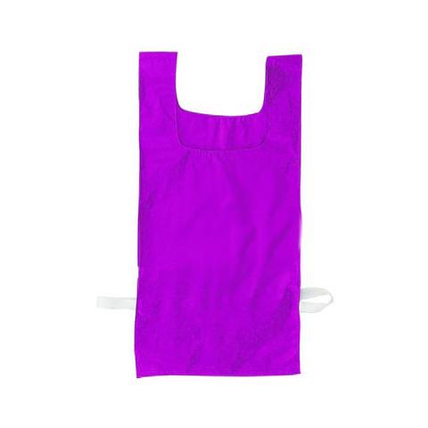 Purple Heavyweight Nylon Youth Pinnie Vest Set of 12