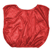 Practice Adult Scrimmage Pinnie Vest - Red