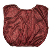 Practice Youth Scrimmage Pinnie Vest - Maroon