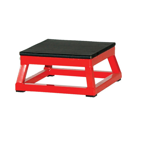 Plyometric Exercise Steel Training Box, 13-Inch Base