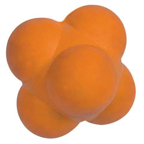 Softball Size Rubber Eye-Hand Coordination Reaction Ball