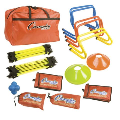 Athlete Speed Agility Device Training Kit