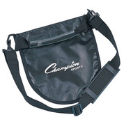 Vinly Shot/Discus Carrier Personal Equipment Bag, Black