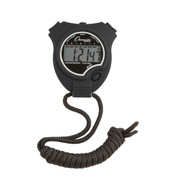 Economy Sports Stop Watch - Black