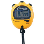 Big Digit Display Easy to Read Sports Stop Watch - Yellow