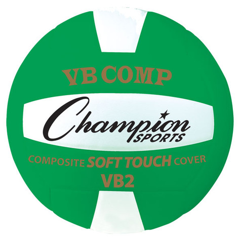 Green VB Pro Comp Series NCAA Approved Volleyball
