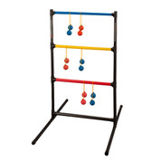 Family Reunion Game Ladder Ball Golf Game Set