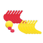 Physical Education Teamwork Games Scooter Hockey Set