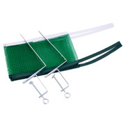 Replacement Table Tennis Net & Post Set, 1/2in Posts