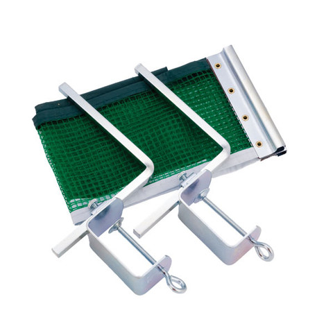 Champion Sports Recreational Table Tennis Net & Post Set