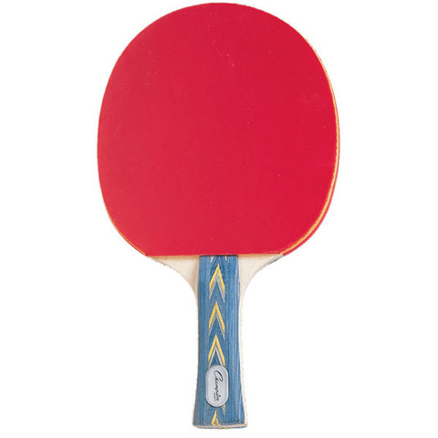 6-5-7 Spin-Speed-Control Table Tennis Paddle - Flare Handle
