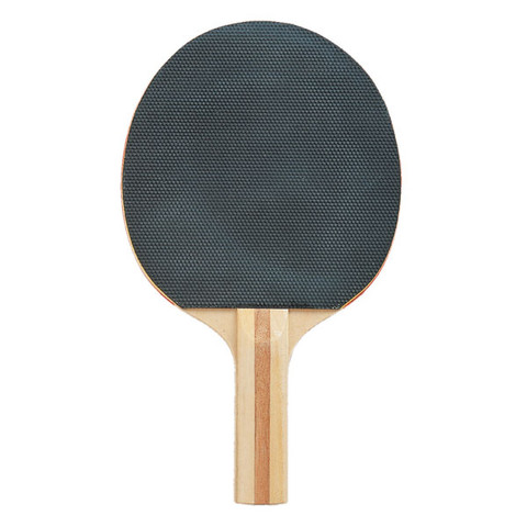 Straight Handle Table Tennis Paddle
