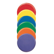Multicolor Rounded Edge Soft Foam Disc Set