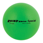 Neon Green Rhino Skin Ball Soft Children's Play Ball