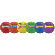 Champion Sports Rhino Skin� Super Squeeze Basketball Set