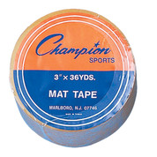 Wrestling Mat Tape for Mending Tears and Rips Three-Inch by 36 Yards Long