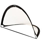 Champion Sports Extreme Soccer Portable Pop-Up Goal - Black