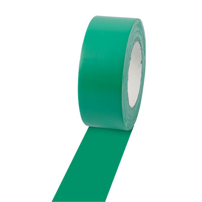 Green Gym Floor Marking Tape Two-Inch Wide by 36 Yards Long