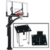 Grizzly Adjustable Basketball System Breakaway Rim