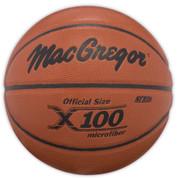 Men's MacGregor X100 Indoor Composite Leather Basketball