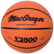 Junior MacGregor X2500 Rubber Indoor and Outdoor Basketball