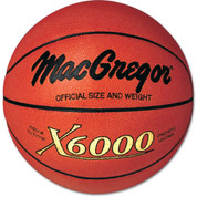 Women's MacGregor X6000 Indoor and Outdoor Composite Basketball