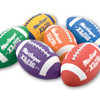 Multicolor Footballs Prism Pack Youth