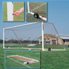 SSG / BSN Roll-n-Fold Alumagoal Elliptical Goal