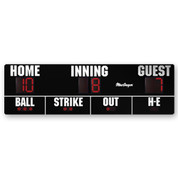 Softball and Baseball Scoreboard 16' x 5'
