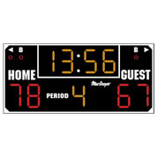 Ultimate Indoor Scoreboard with Wireless Remote