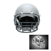 Xenith X2 Youth Football Helmet White w/Grey XRS-12Y