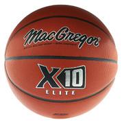 Men's Indoor MacGregor X10 Elite Composite Leather Basketball