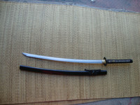 Scratch and Dent RK Entry Level Samurai Sword #5