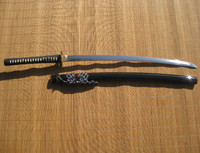 Scratch and Dent Dojo Pro Level Samurai Sword #4