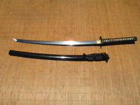 Scratch and Dent Dojo Pro Level Samurai Sword #11