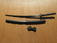 Scratch and Dent Hanzo Steel Level Samurai Sword #1
