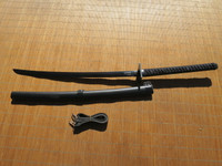 Scratch and Dent Hanzo Steel Level Samurai Sword #3