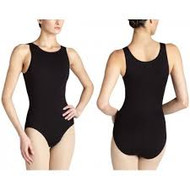 CC201 - Capezio Adult High Neck Tank Leotard