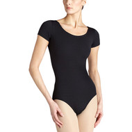 TB133 - Capezio Adult Short Sleeve Leotard