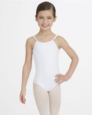 TB1420C -  Capezio Child Adjustable Strap Camisole Leotard