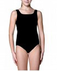 TB142c -  Child Nylon Tank Leotard