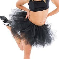 7797 - Body Wrappers Adult Full Elastic Waist Tutu