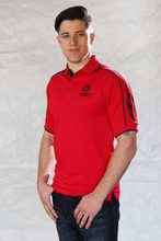 MEN'S SPORTY FLAMES POLO