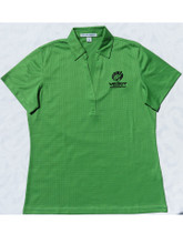 "Women's Viper Green ""Car Color"" Polo"