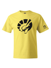 SPECIAL ORDER HANES SHORT SLEEVE YELLOW T