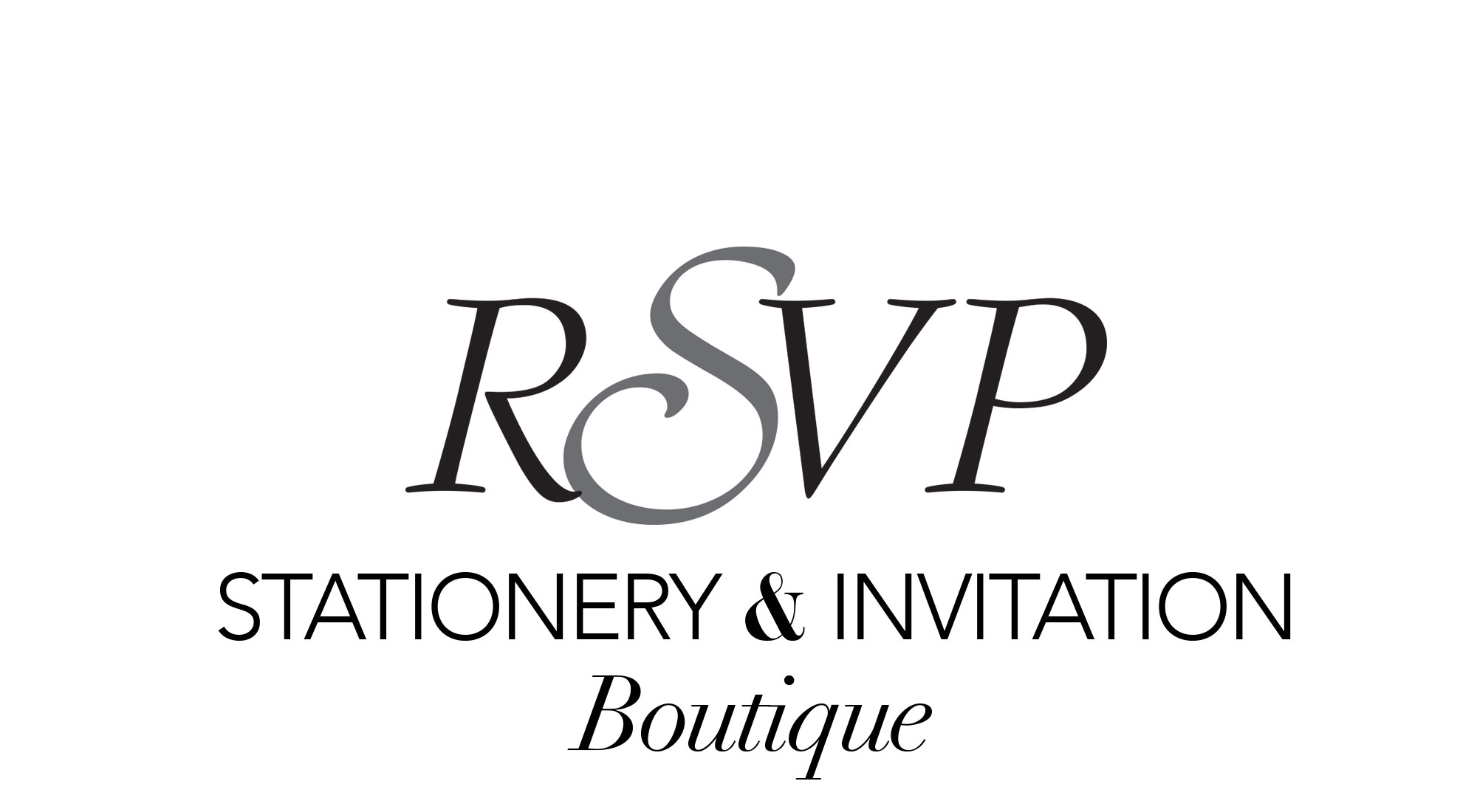 RSVP Stationery & Invitation Boutique