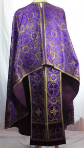 Purple vestment set